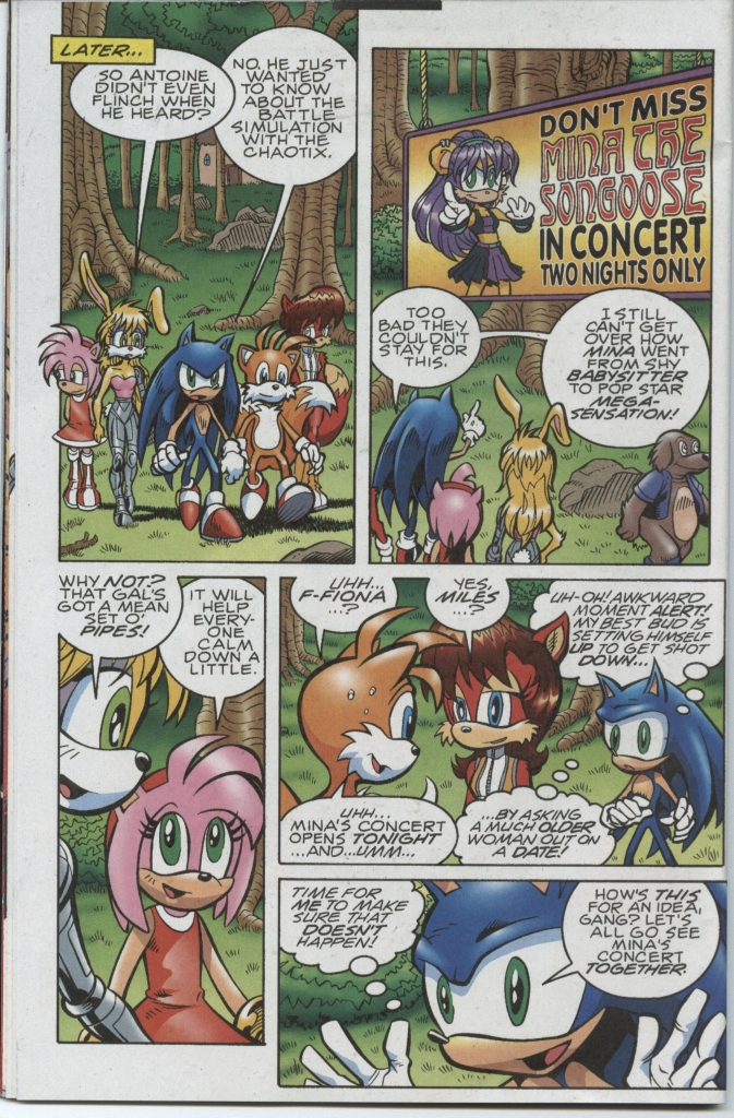 Sonic - Archie Adventure Series November 2005 Page 6