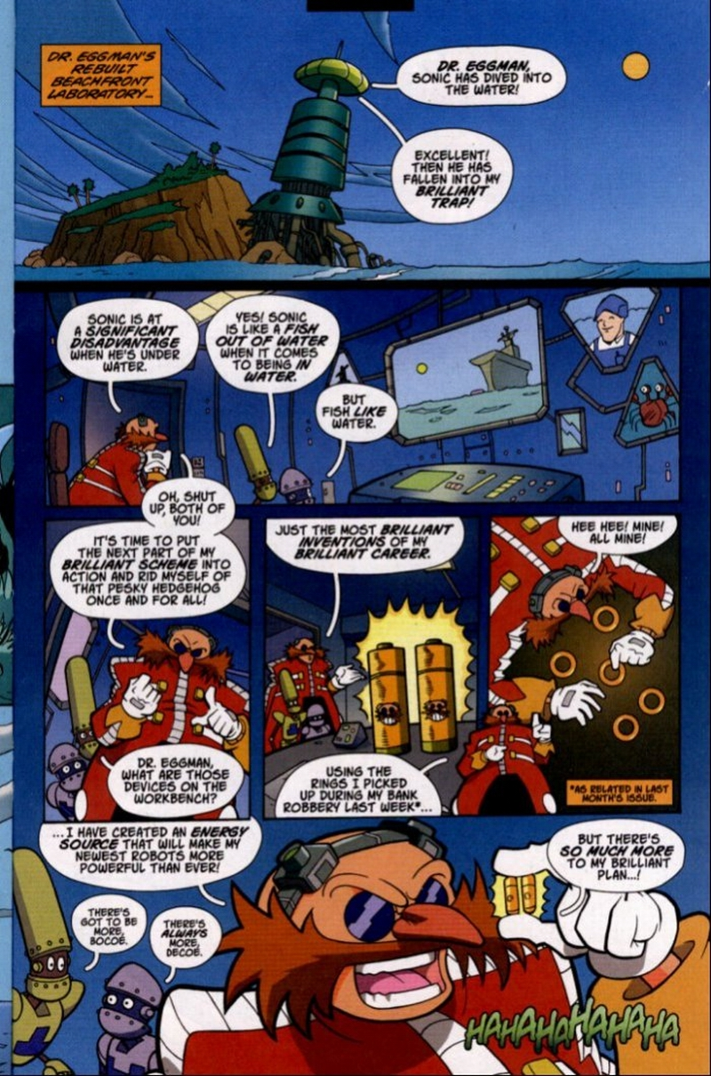 Sonic X - December 2005 Page 6