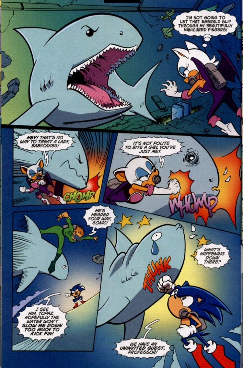 Sonic X - December 2005 Page 9