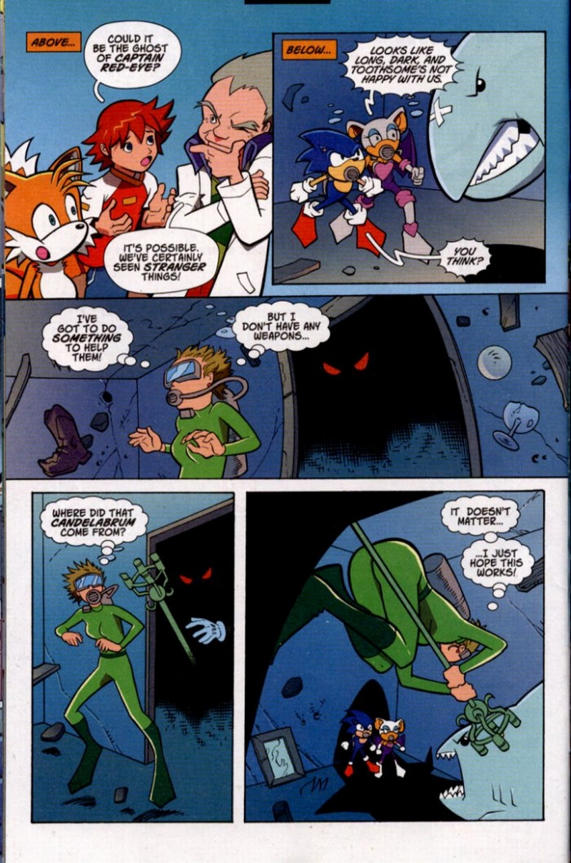 Sonic X - December 2005 Page 10