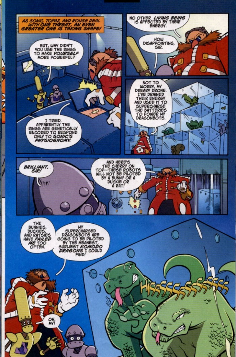 Sonic X - December 2005 Page 11