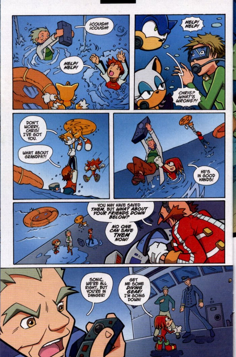 Sonic X - December 2005 Page 16