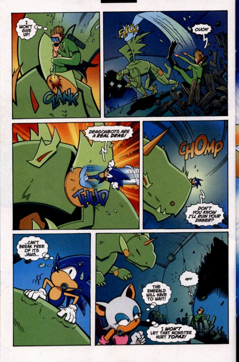 Sonic X - December 2005 Page 18