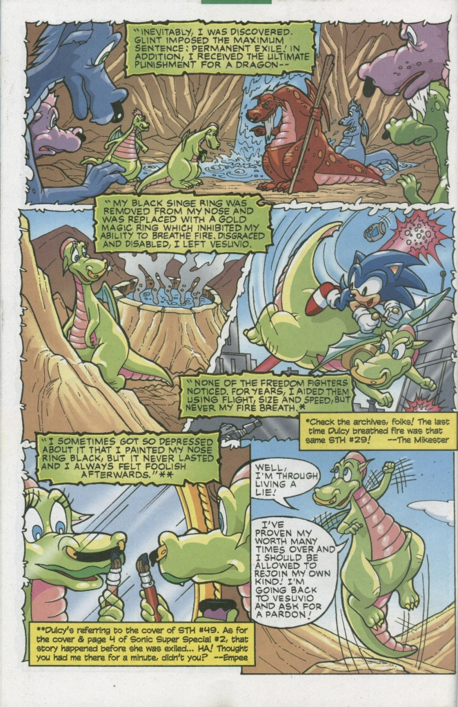 Sonic - Archie Adventure Series January 2006 Page 22