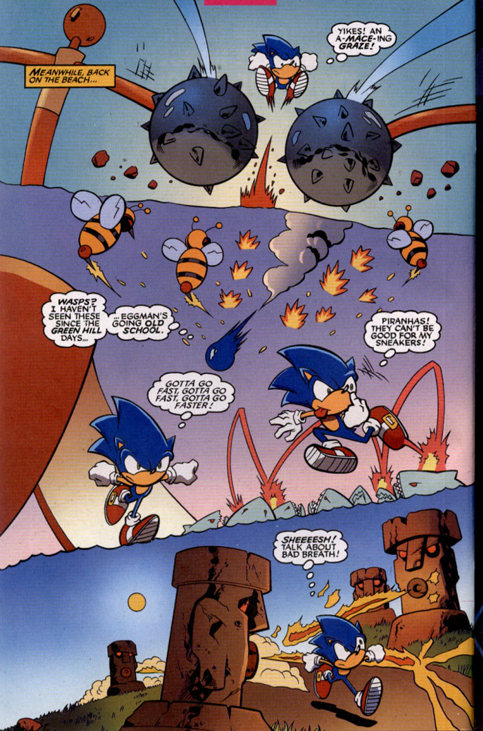 Sonic X - January 2006 Page 5
