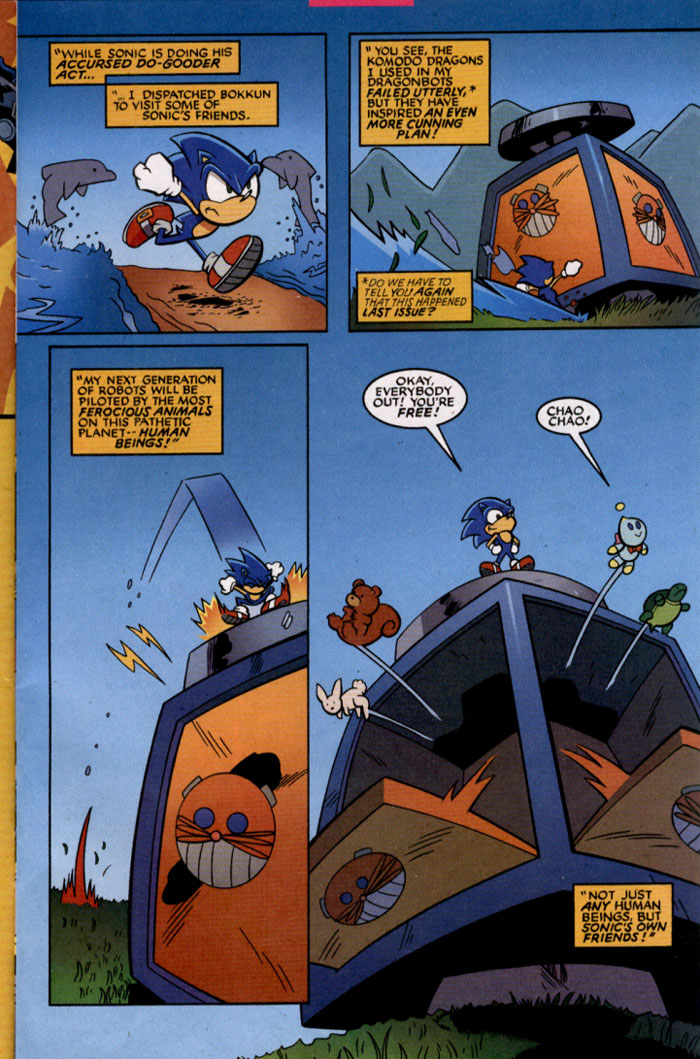 Sonic X - January 2006 Page 7