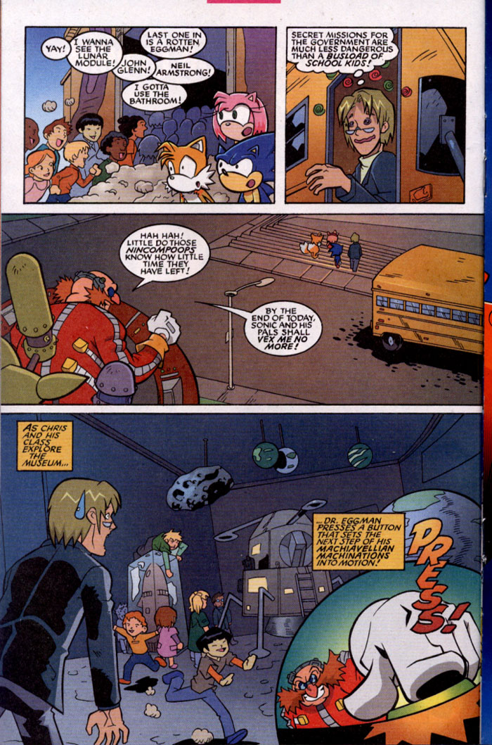Sonic X - January 2006 Page 11