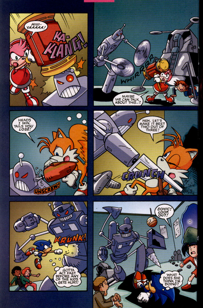 Sonic X - January 2006 Page 13