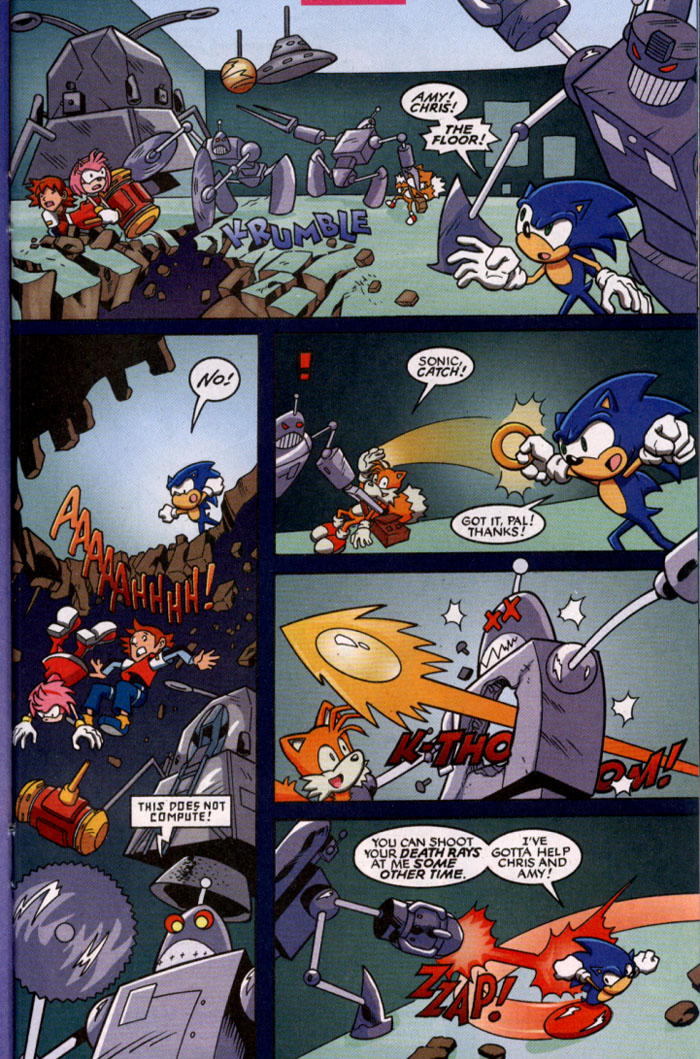 Sonic X - January 2006 Page 15