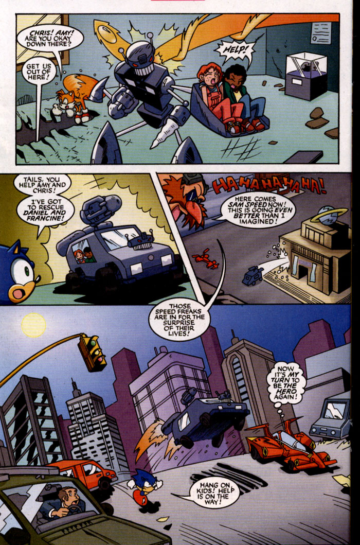 Sonic X - January 2006 Page 16