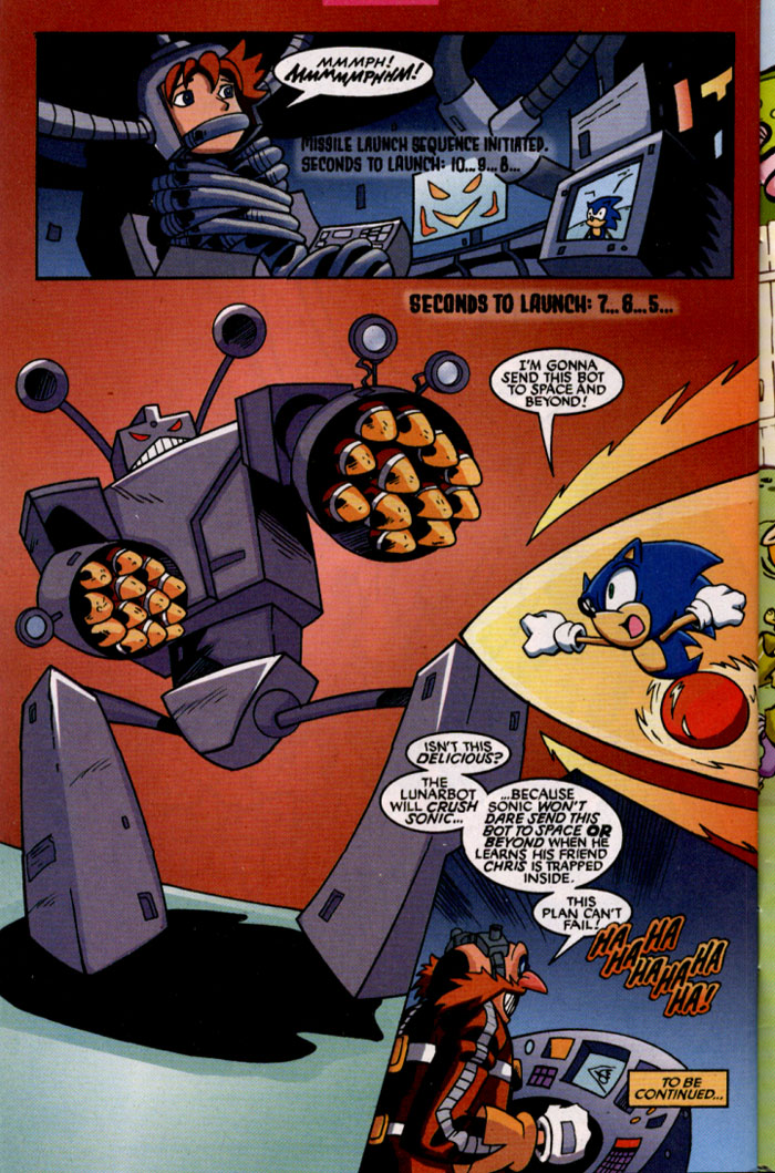 Sonic X - January 2006 Page 22