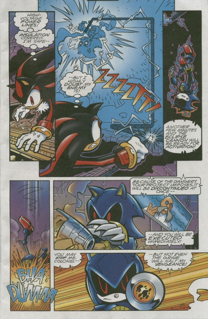 Sonic - Archie Adventure Series February 2006 Page 5