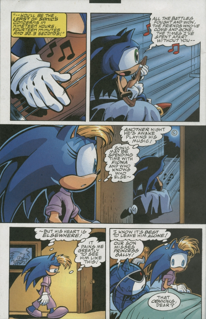 Sonic - Archie Adventure Series February 2006 Page 9