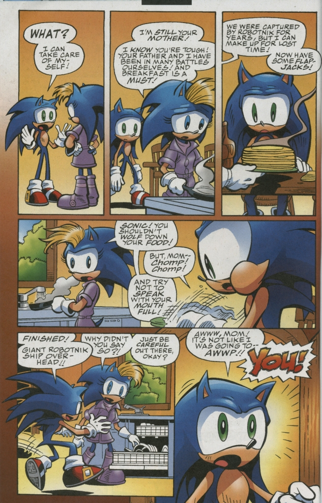 Sonic - Archie Adventure Series February 2006 Page 13