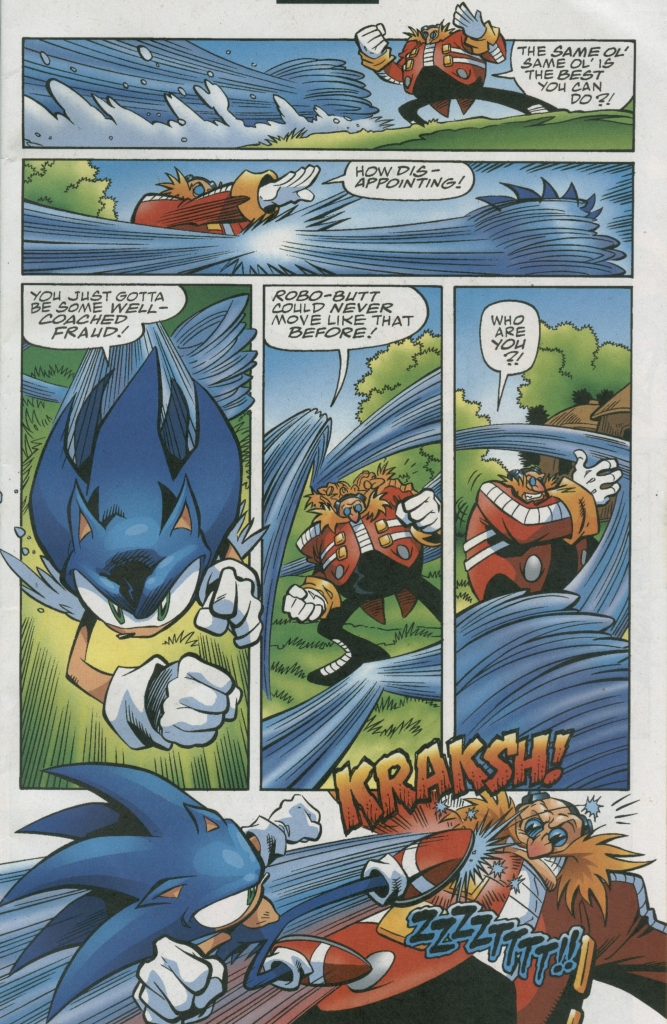 Sonic - Archie Adventure Series February 2006 Page 15
