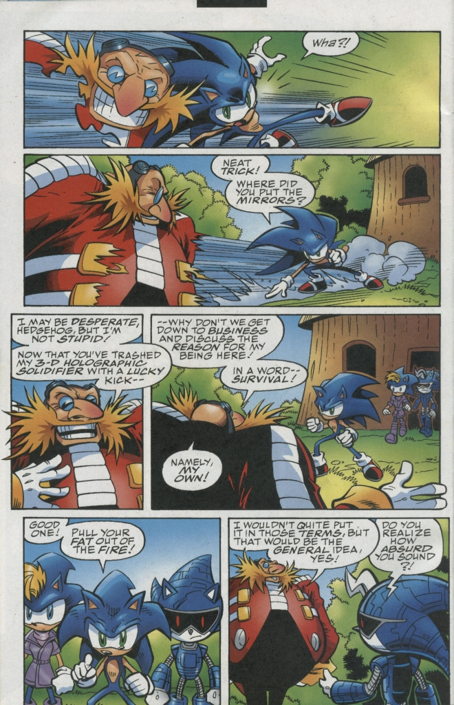 Sonic - Archie Adventure Series February 2006 Page 16