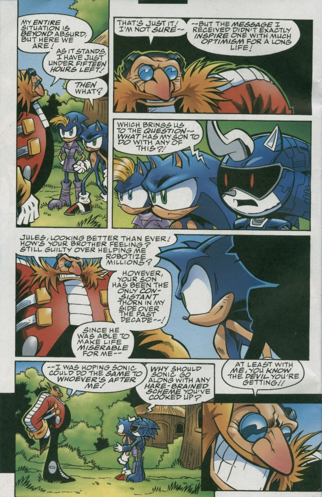 Sonic - Archie Adventure Series February 2006 Page 17