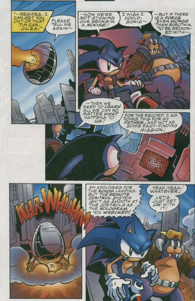 Sonic - Archie Adventure Series February 2006 Page 18