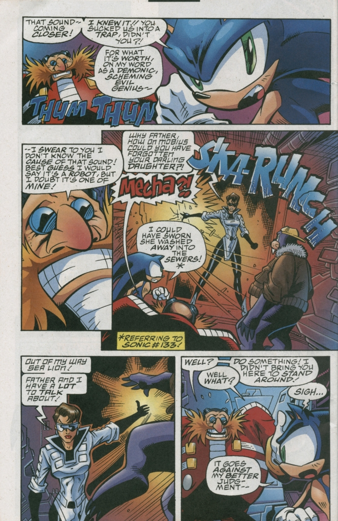 Sonic - Archie Adventure Series February 2006 Page 20