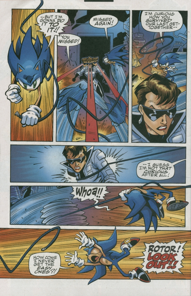 Sonic - Archie Adventure Series February 2006 Page 21