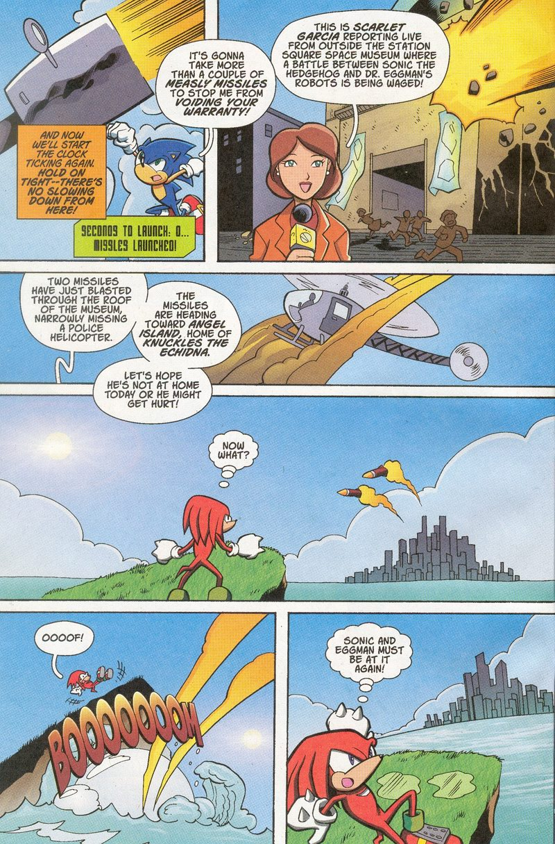 Sonic X - February 2006 Page 4