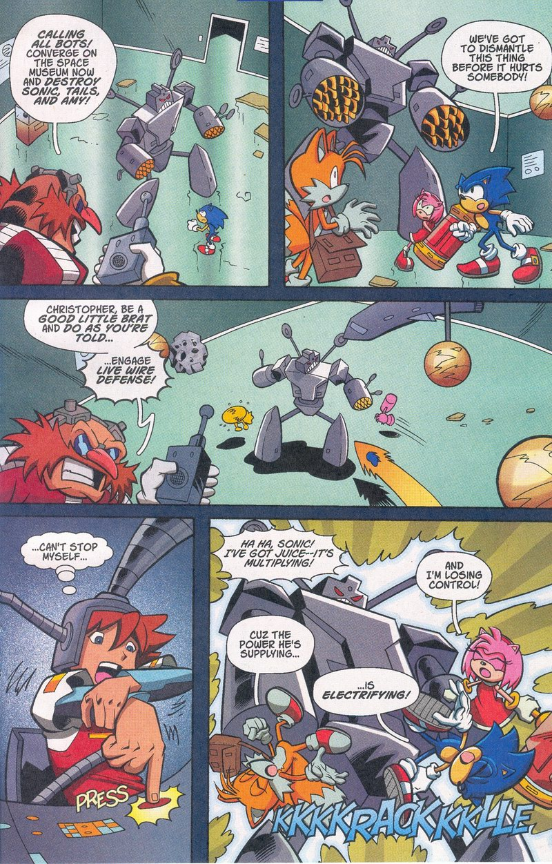 Sonic X - February 2006 Page 5
