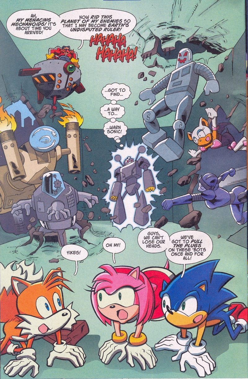 Sonic X - February 2006 Page 6