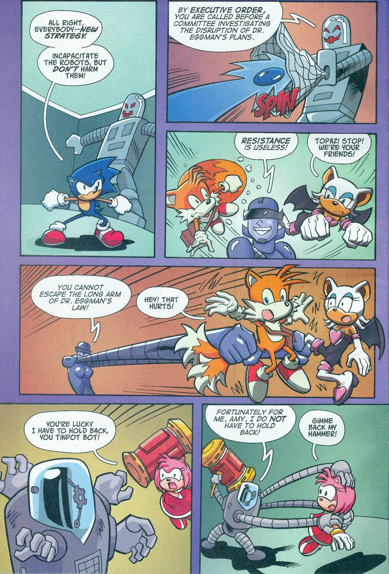 Sonic X - February 2006 Page 8