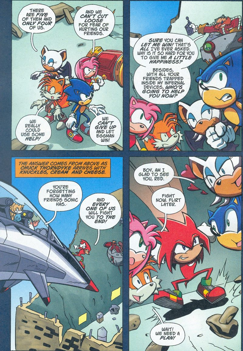 Sonic X - February 2006 Page 12
