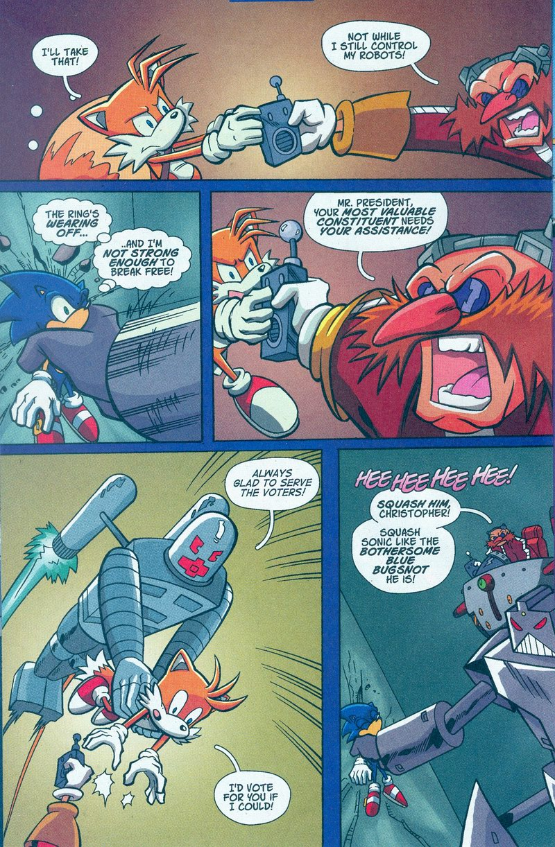 Sonic X - February 2006 Page 14