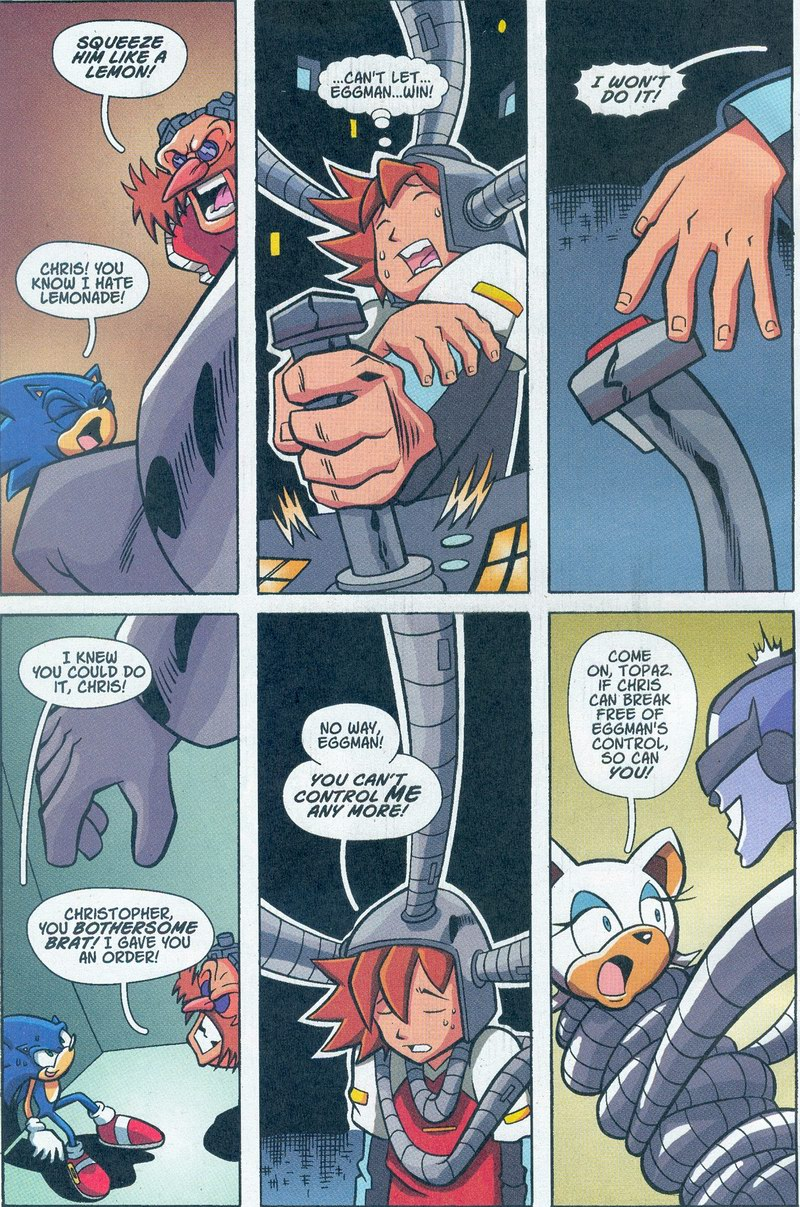 Sonic X - February 2006 Page 16