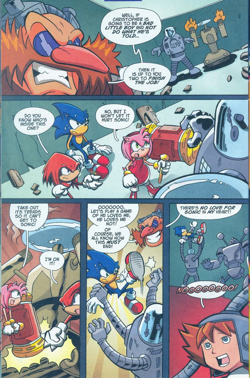 Sonic X - February 2006 Page 17