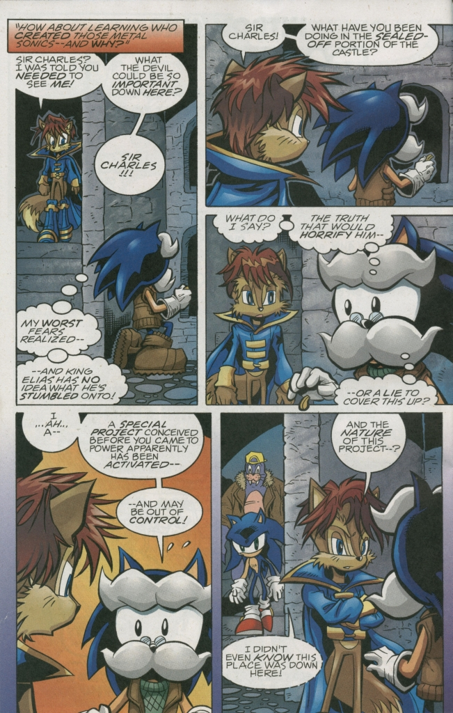 Sonic - Archie Adventure Series March 2006 Page 9