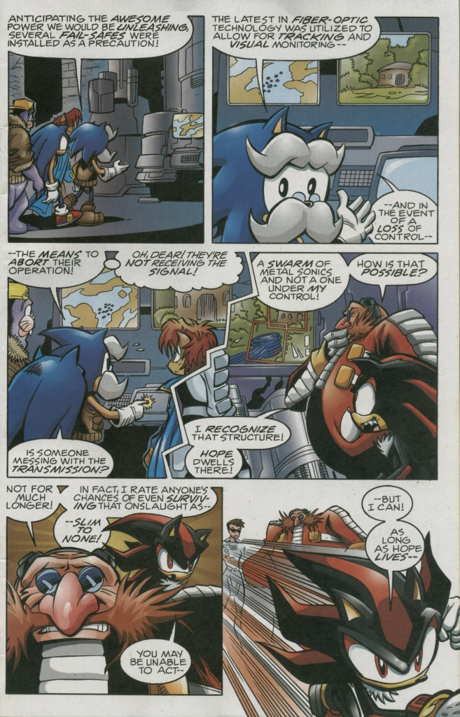 Sonic - Archie Adventure Series March 2006 Page 11