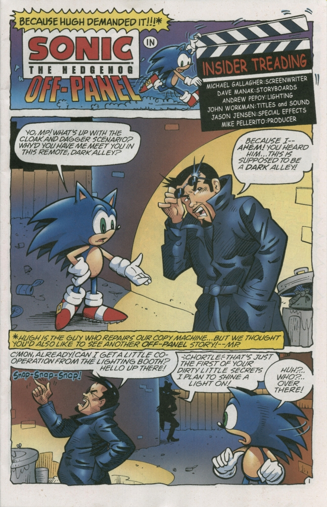 Sonic - Archie Adventure Series March 2006 Page 17