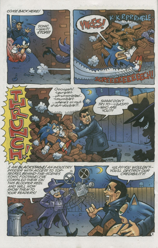 Sonic - Archie Adventure Series March 2006 Page 18