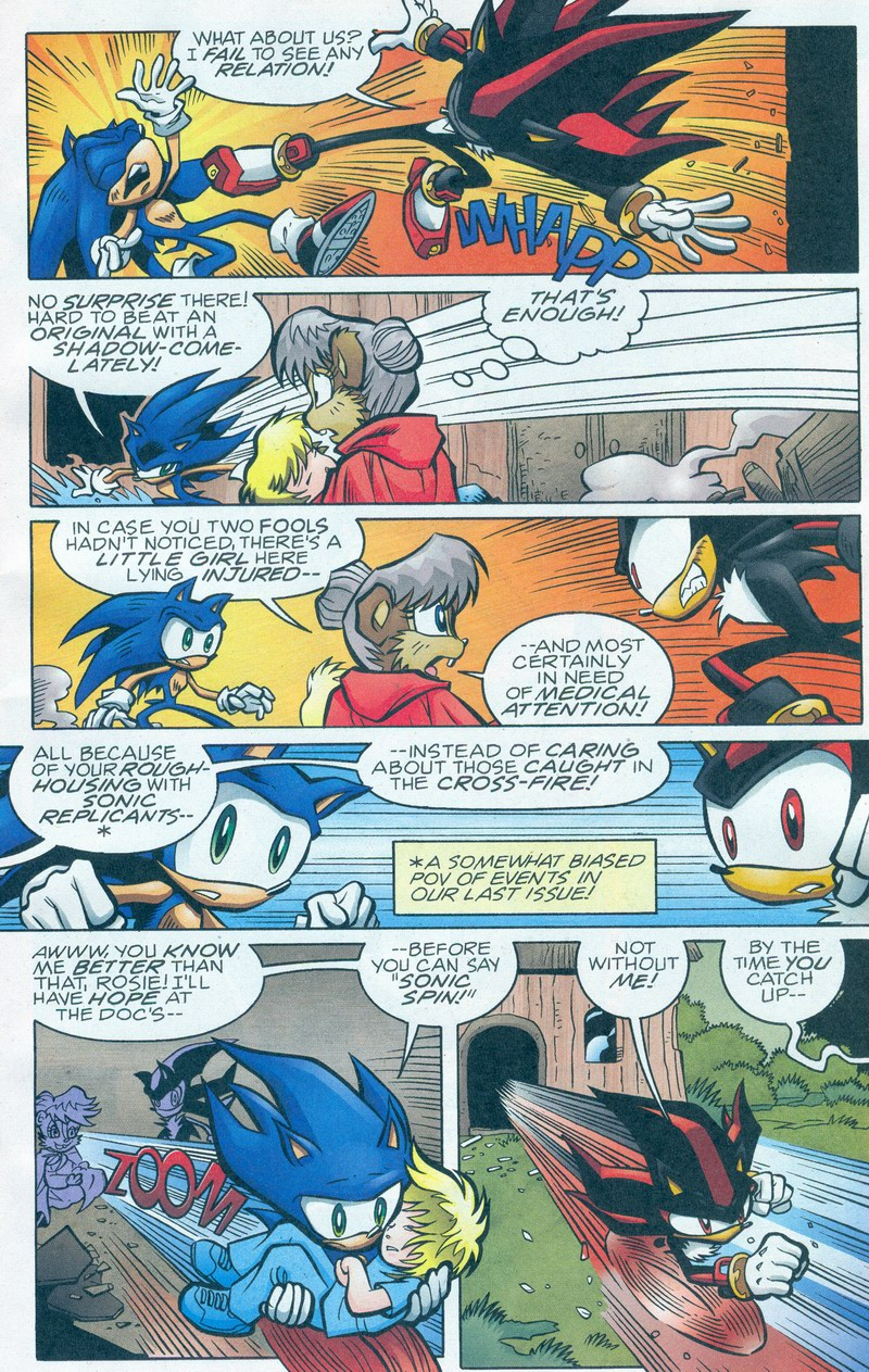 Sonic - Archie Adventure Series April 2006 Page 03