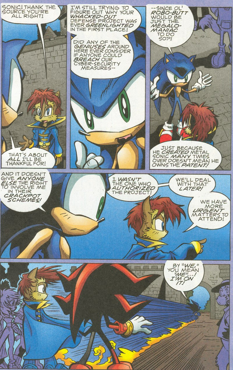 Sonic - Archie Adventure Series April 2006 Page 09