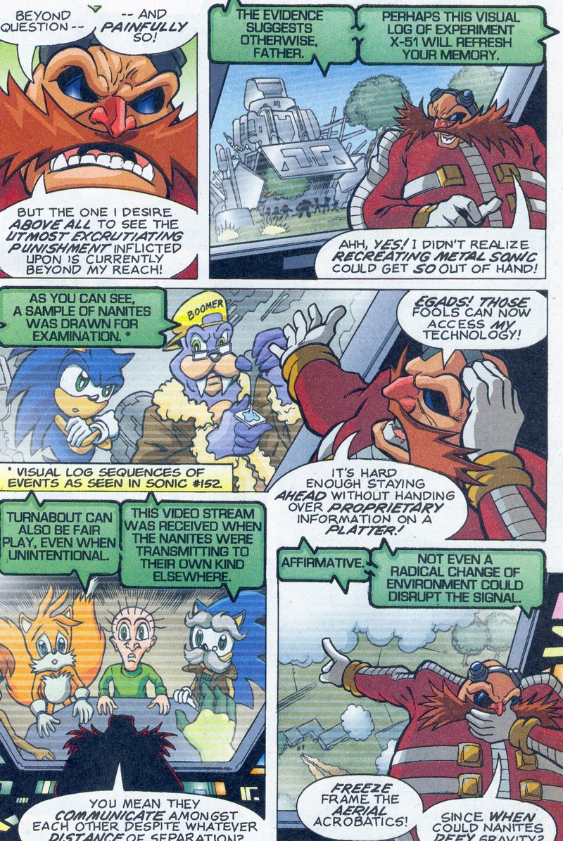 Sonic - Archie Adventure Series April 2006 Page 18