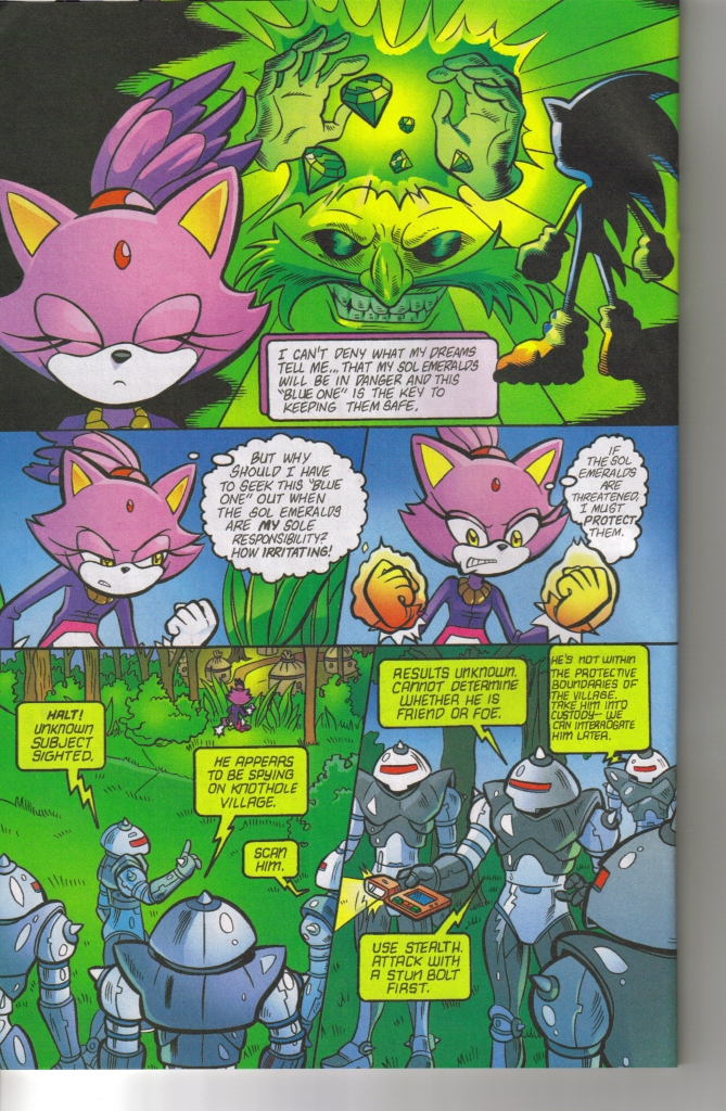 Sonic - Archie Adventure Series May 2006 Page 18