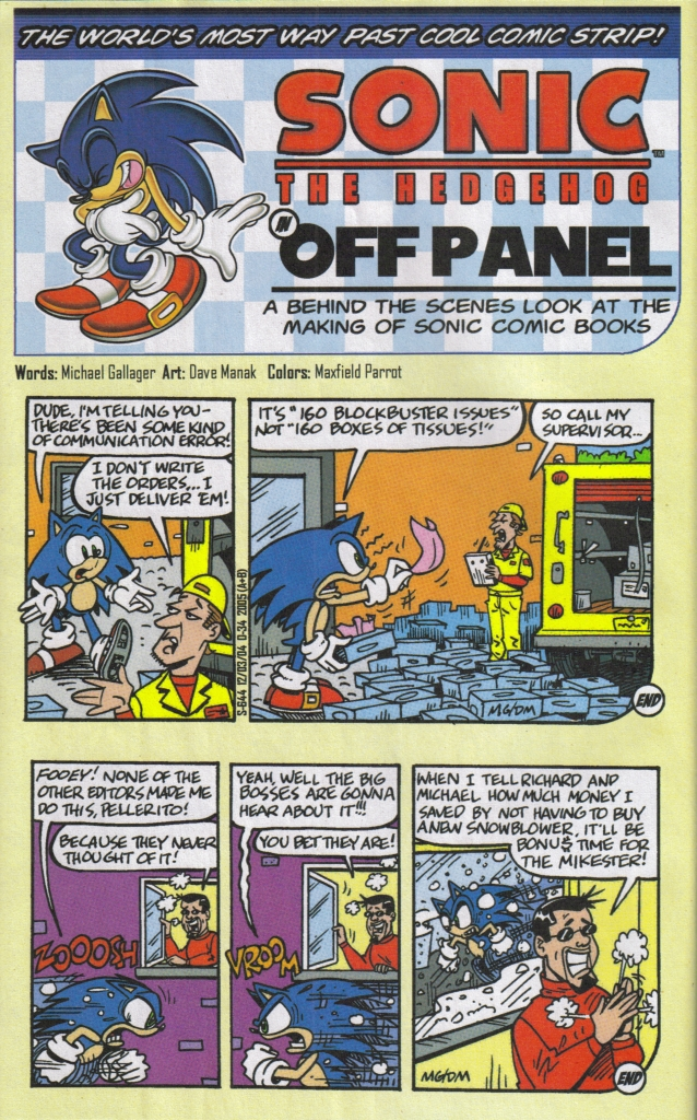 Sonic - Archie Adventure Series May 2006 Page 23