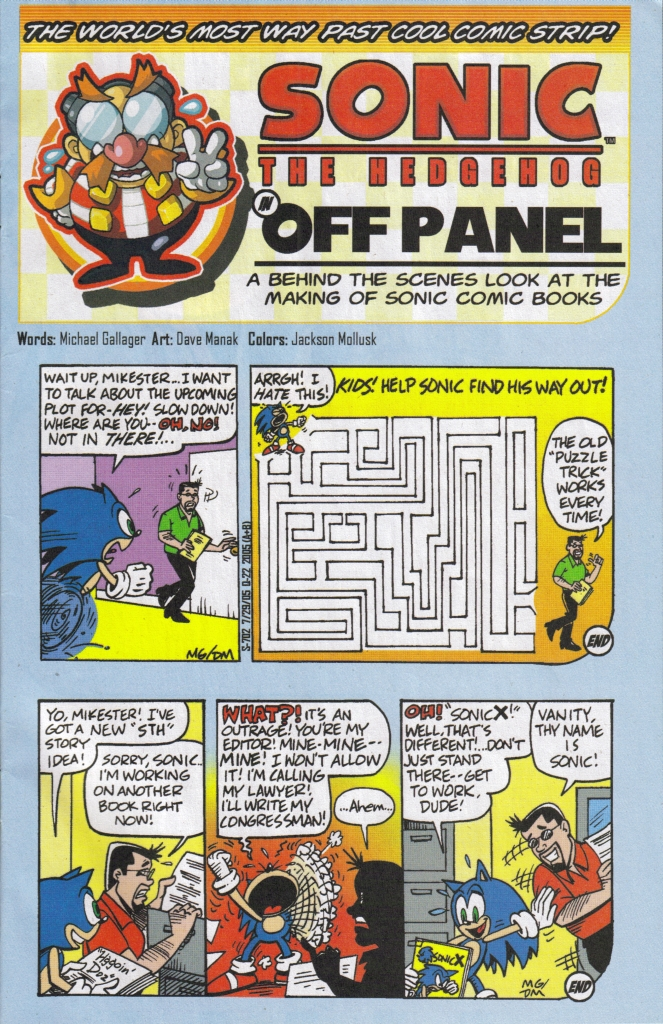 Sonic - Archie Adventure Series May 2006 Page 24