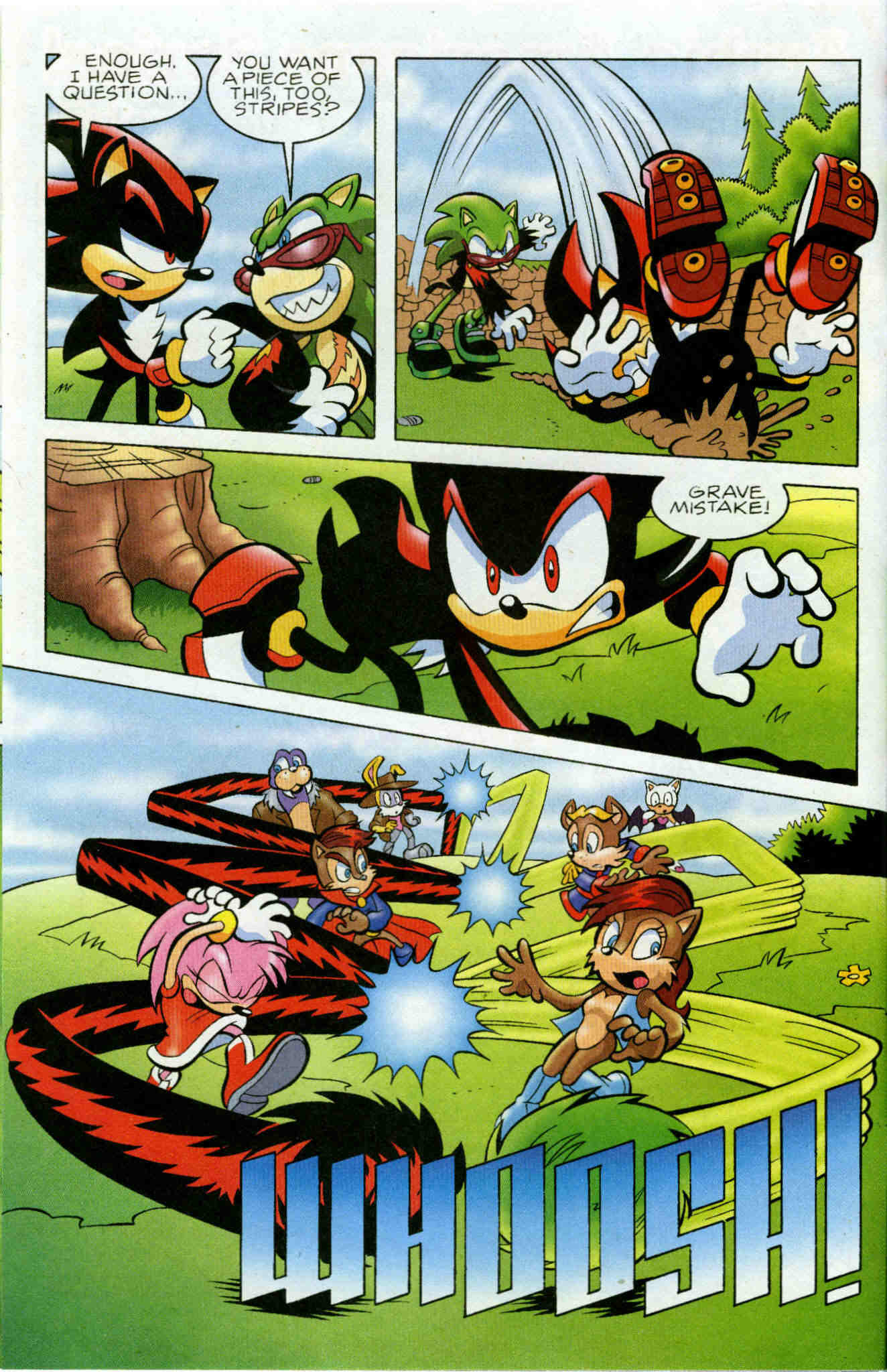 Sonic - Archie Adventure Series June 2006 Page 9