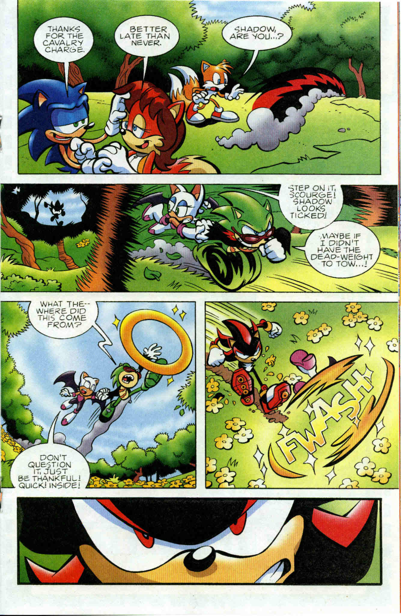 Sonic - Archie Adventure Series June 2006 Page 12