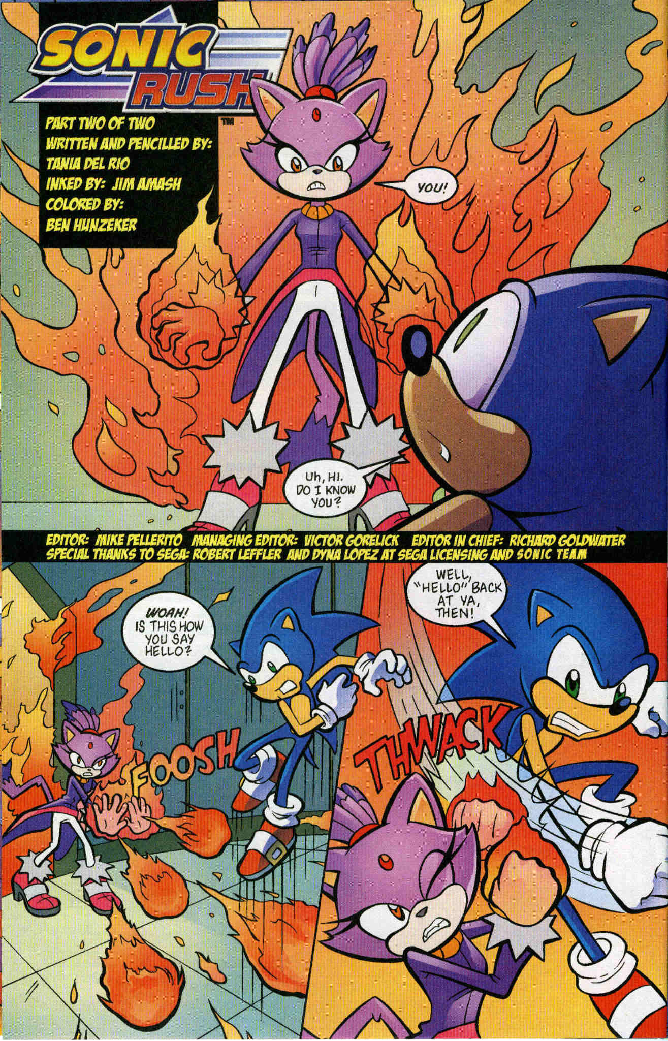 Sonic - Archie Adventure Series June 2006 Page 15