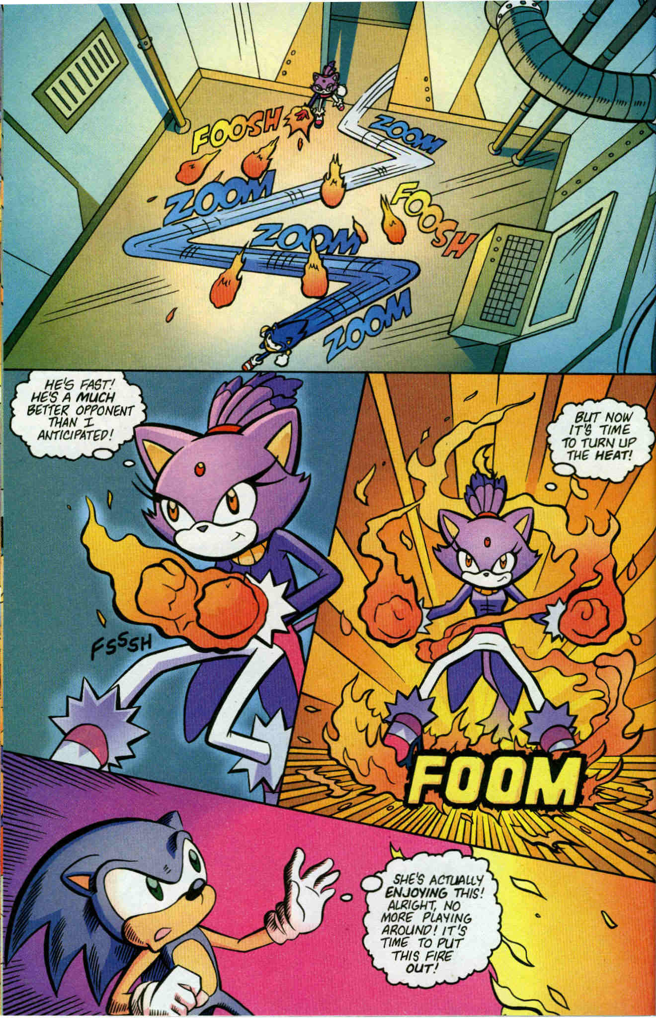 Sonic - Archie Adventure Series June 2006 Page 17