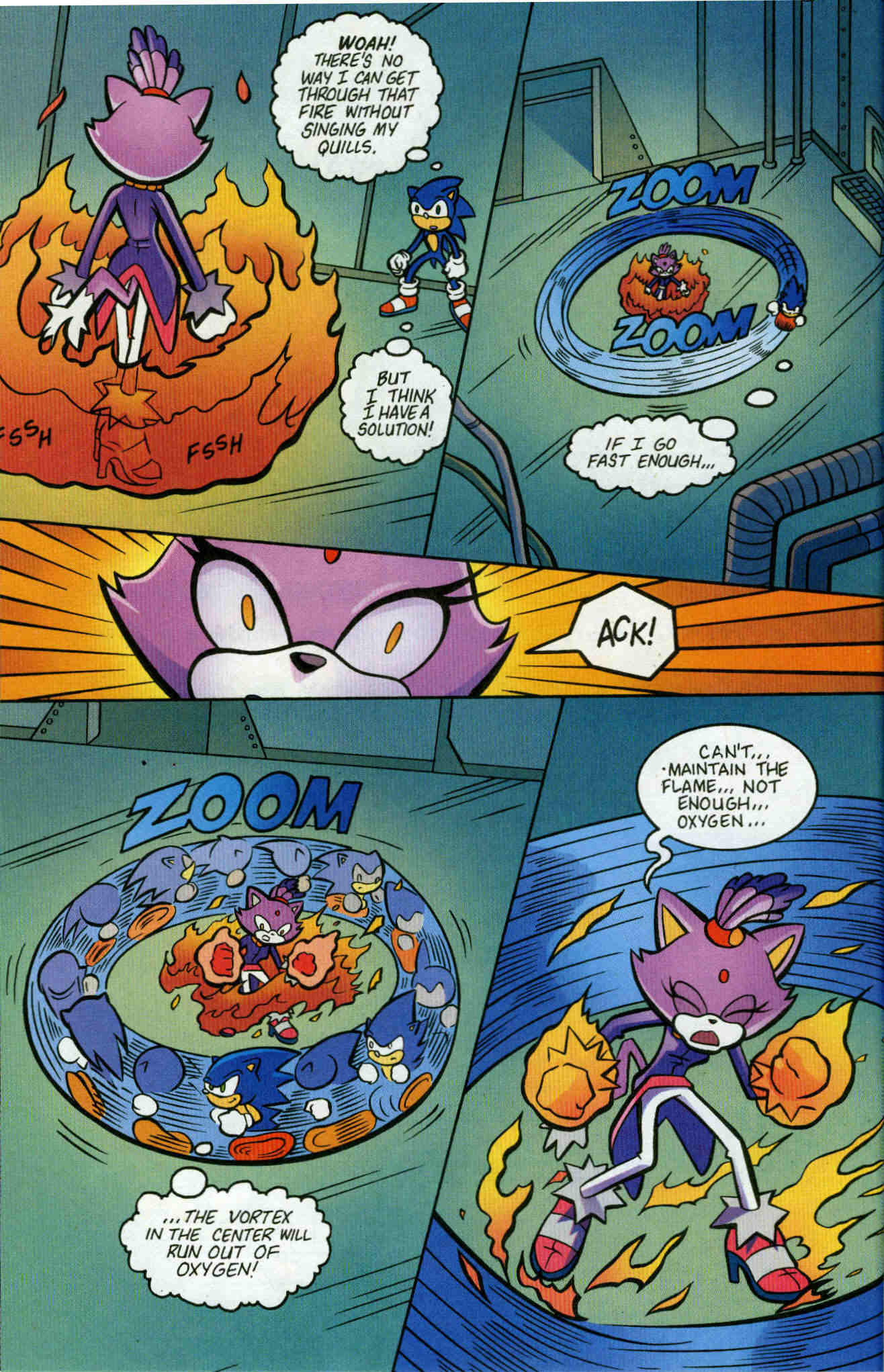 Sonic - Archie Adventure Series June 2006 Page 18