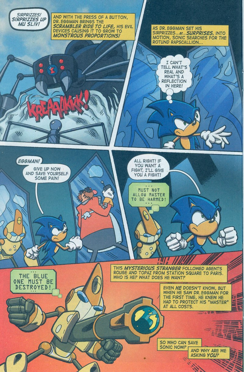 Sonic X - June 2006 Page 02