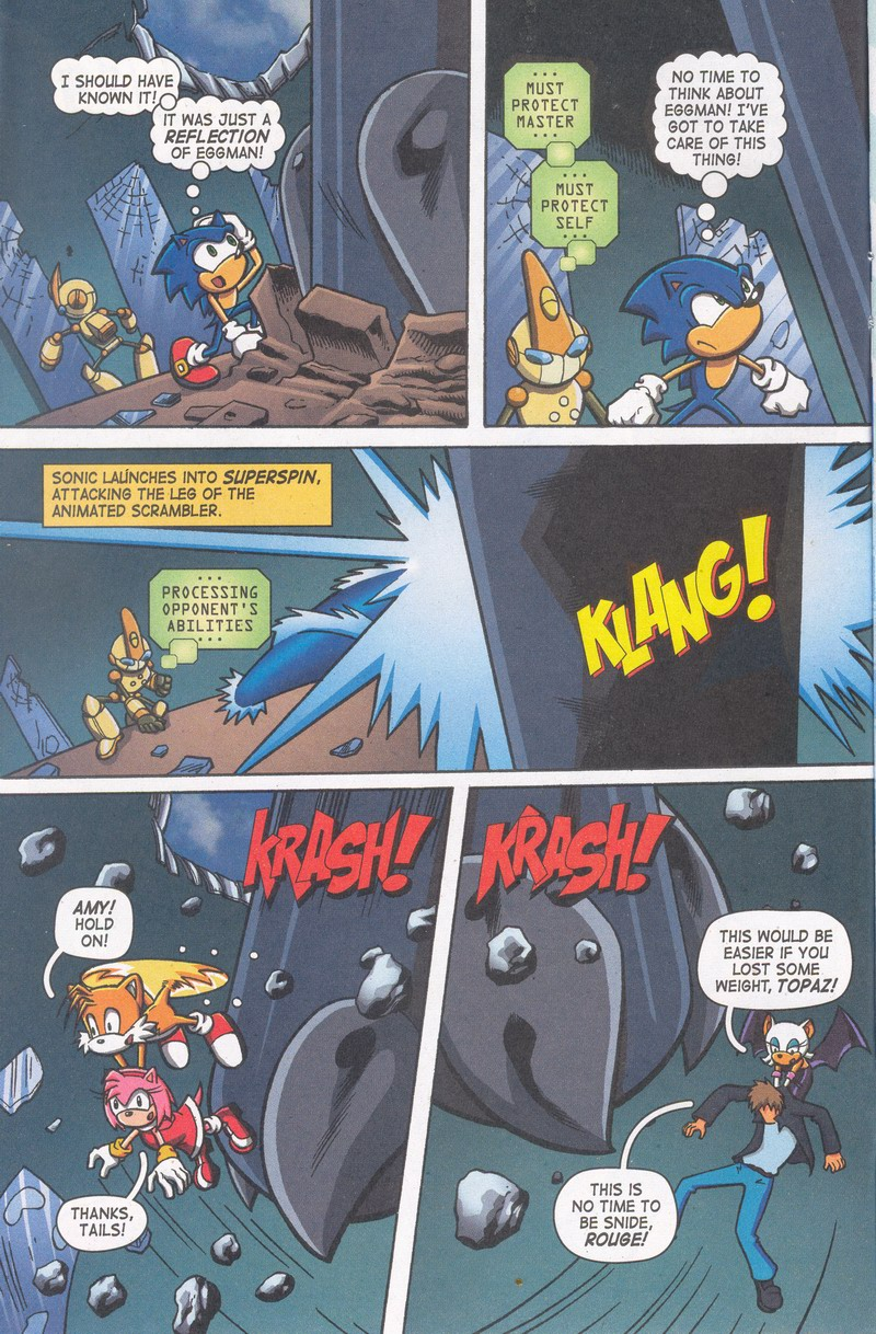 Sonic X - June 2006 Page 04