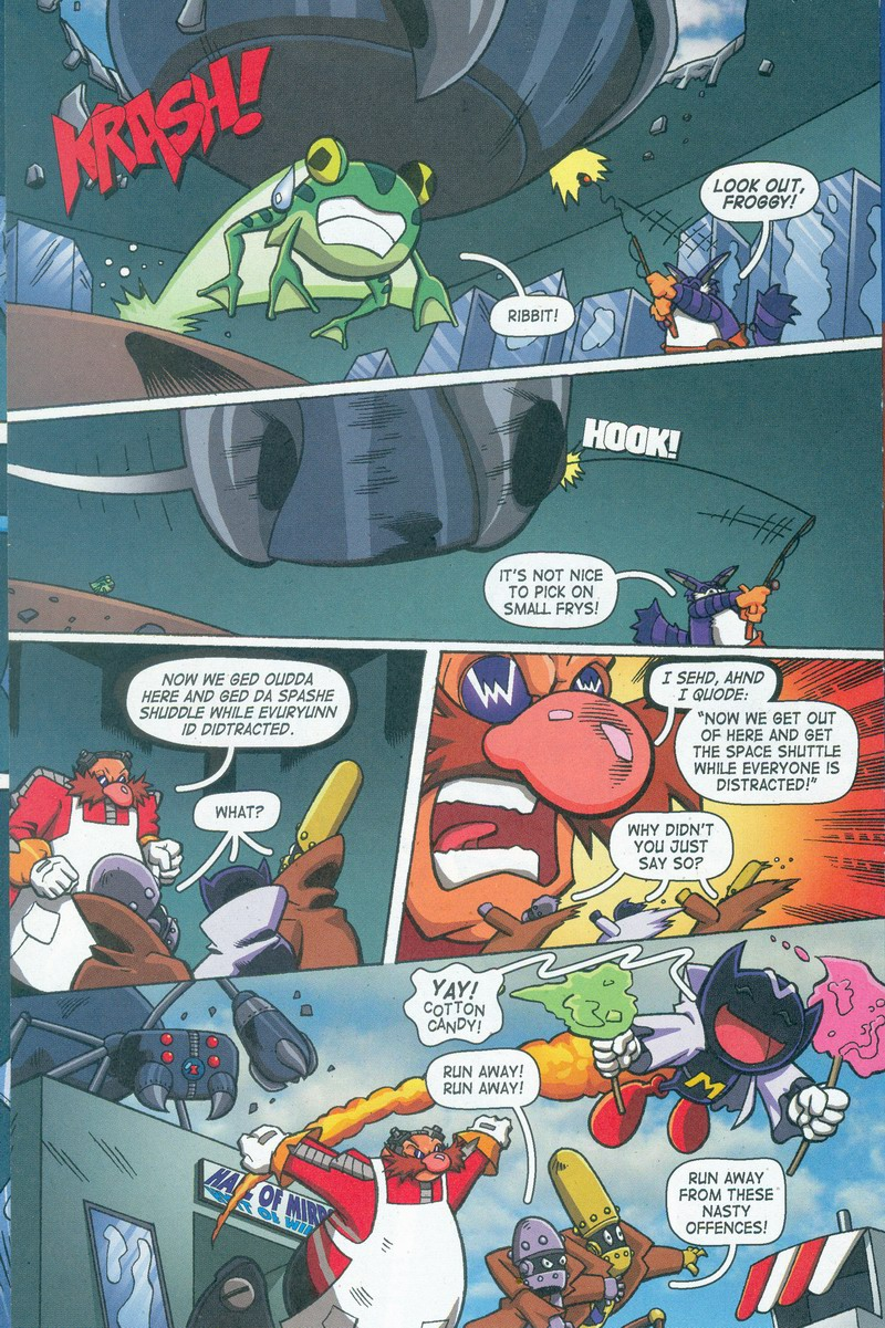 Sonic X - June 2006 Page 05